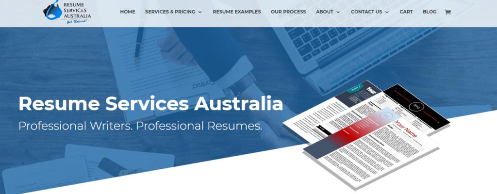 resume services australia